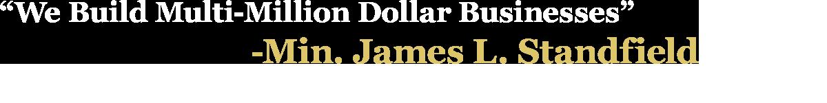 Min. James L. Standfield